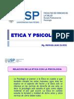 Etica y Psicologia