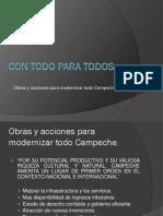 Plan de Desarrollo del estado de Campeche