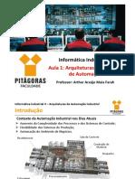 Aula 1 - Arquiteturas de Automação Industrial
