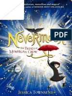 An extract from Nevermoor