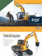 Escavadeira JCB JS200LC