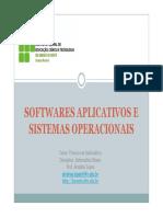 Softwares Basicos e Aplicativos