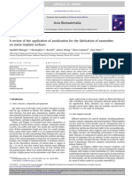 A review of the application of anodization for the fabrication of nanotubes.pdf