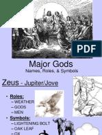 Major Gods 1