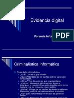 Evidencia Digital - Alberto Uez