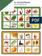 Bingo - Nourriture