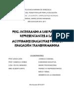 Peic Monagal 2016-2017