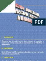 Atencion de RN