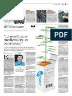 La Marihuana Medicinal No Es Para Fumar