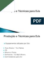 Equipamentos DJ 2017
