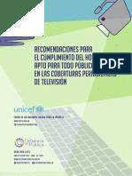 RecomendacionesDP UNICEF APT2