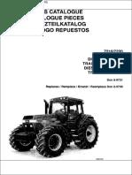 Трактор 7210, 7220 eu