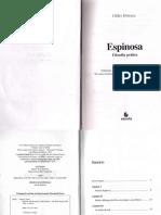 DELEUZE, Gilles - Espinosa - Filosofia Prática - Capítulo 6 - Espinosa e Nós