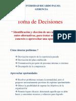 005 Modelo de Toma de Decisiones