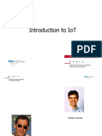 Introduction IoT