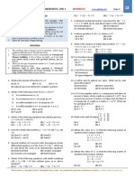 Mathematics - Problem Sheet Level 2.pdf