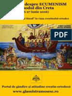 Adevarul despre Ecumenism si Sinodul din Creta - www.glasulstramosesc.ro.pdf