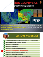 6. Stratigraphic Interpretation Genap 2014-2015 TP