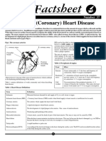 Ischaemic (Coronary) Heart Disease