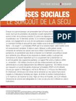 Société civile N°130  Dépenses sociales Surcout Secu.pdf