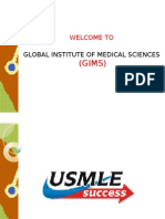 GIMS Presentation - USMLE coaching pattern
