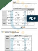 Asignación de Ejercicios Anexos 1 y 2 – Paso 4.