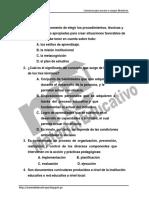 Simulacro de examen docente 100  preguntas de casos pedagógicos con respuestas (1) (1).pdf