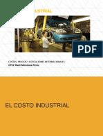 Costo Industrial