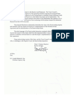 Receiver's Letter to Town Council - Page 2 - Sept 14, 2017