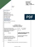 NSEA Lawsuit
