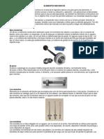 Elementos Mecánicos