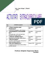 activitati extracurriculare cls 8.doc