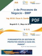Presentación Proyecto Tecnopedagógico - Gestión de Procesos de Negocios - BMP.pptx