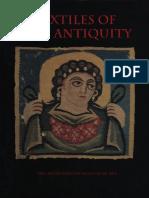 Metropolitan Museum, Textiles of late antiquity.pdf