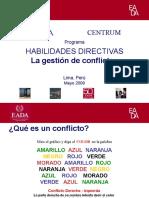 6 Centrum Conflicto