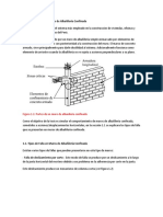 Comportamiento de Muros de Albañilería Confinada