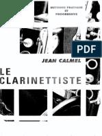Le clarinettiste - Jean Calmel.pdf