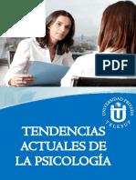 Dig Tendencias Actuales de La Psicología.