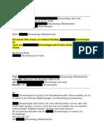 E Mails Ärzte