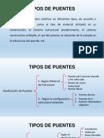 Tipos de Puentes - Clase 2