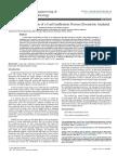 Aspen Plus® Simulation of a Coal Gasification Process (Geometric Analysis)