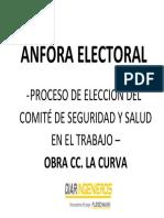 Anfora Electoral