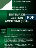 SGA-ISO 14000 a 9000