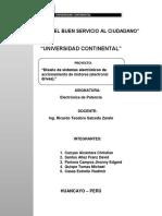 Informe Final de Motor Trifascio