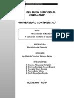 Terminado Informe Del Transmisor Fm (1)
