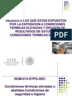 NOM-015-STPS-2001