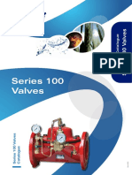 Series 100 Valves