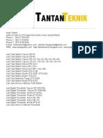 087741597949 =-= Jual Jual Hammer Test HT 225, Hammer Test SH 100 kondisi Baru