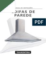 Manual Coifa