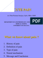 DAY 4 Acute Pain
